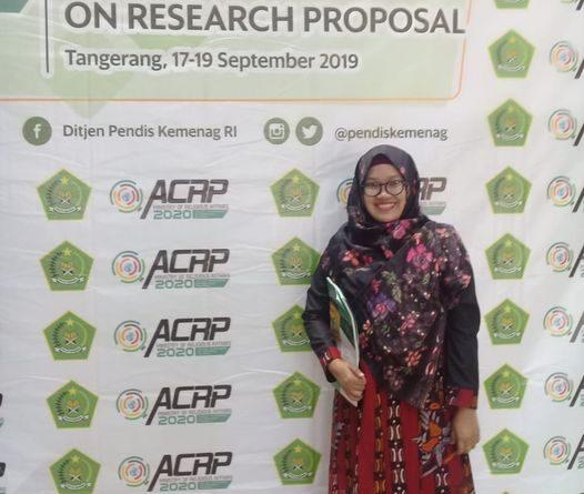 Berhasil Lolos dalam ACRP 2020 di Banten, Jamiliyah Susantin Mengaku Bangga