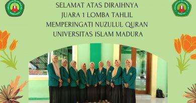 Mahasiswi PAI UIM Raih Juara I dalam Lomba Memperingati Nuzulul Quran